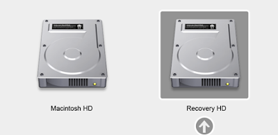 How to check if your Mac has a recovery partition?