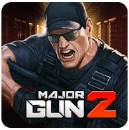Major Gun V3.7.4 Apk Mod Lots of Money
