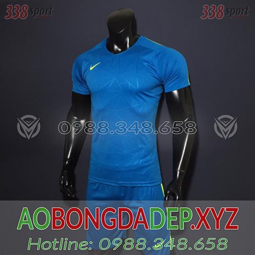 Áo Nike TB 2019 Màu Xanh Nhạt Đẹp