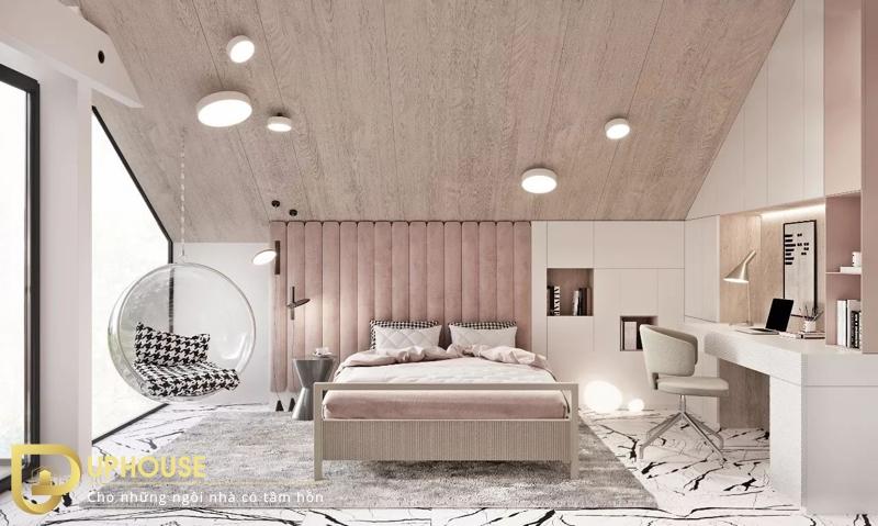 Những phòng ngủ đẹp như mơ 01