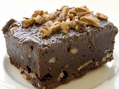 Brownies Coklat Kacang