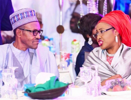 #TheOtherRoom Nigerian's React To president Buhari Speech Saying His Wife Aisha Belongs In His Kitchen & His Bedroom
