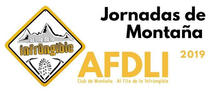 JORNADAS DE MONTAÑA 2019