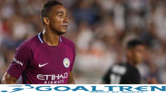 "alt=""Danilo said it was too early to name Manchester City as one of the Champions"""