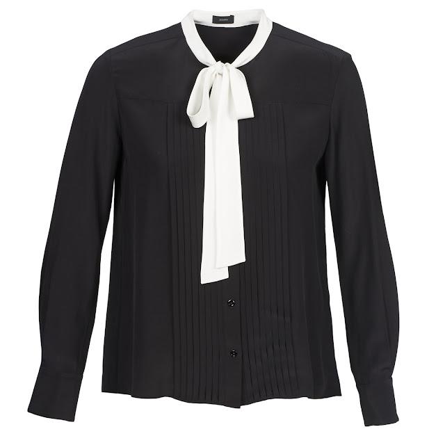 camicia fiocco