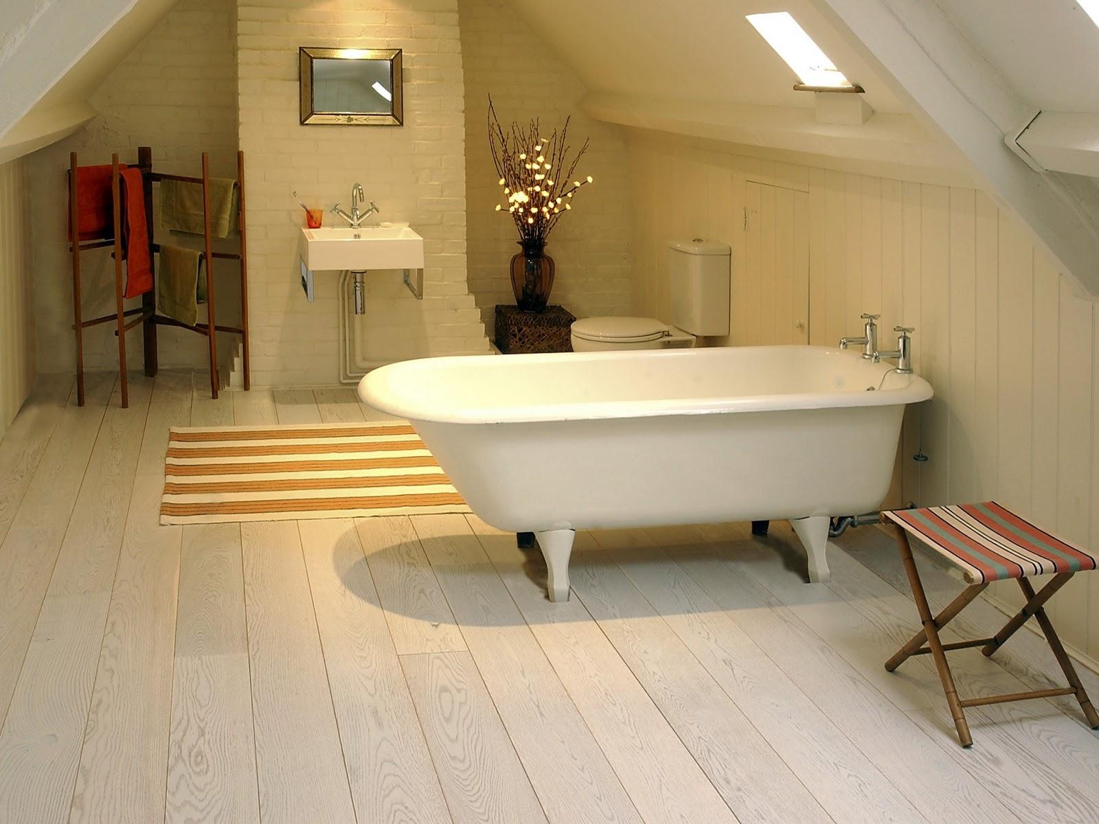 Bathroom Floor Tile Options - FELISH HOME PROJECT