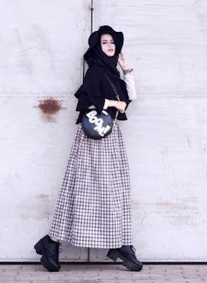 desain baju batik trend terbaru