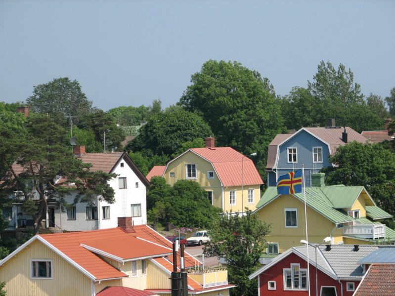 Mariehamn | Capital de Åland