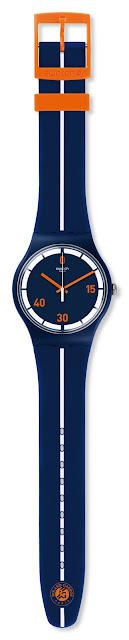 Swatch Roland Garros 2016 azul