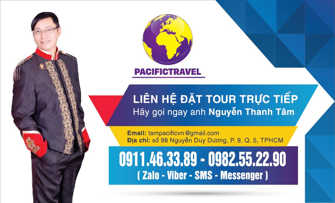 Cẩn thận du lịch giá rẻ từ công ty TNHH Pacific Travel