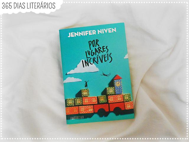 Por Lugares Incríveis, Jennifer Niven, TAG Literária,DesafioFãDeLivros