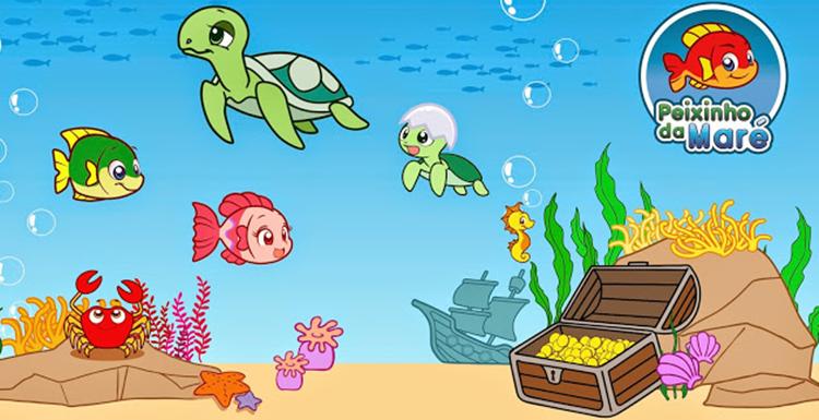 festa de aniversário tema fundo do mar