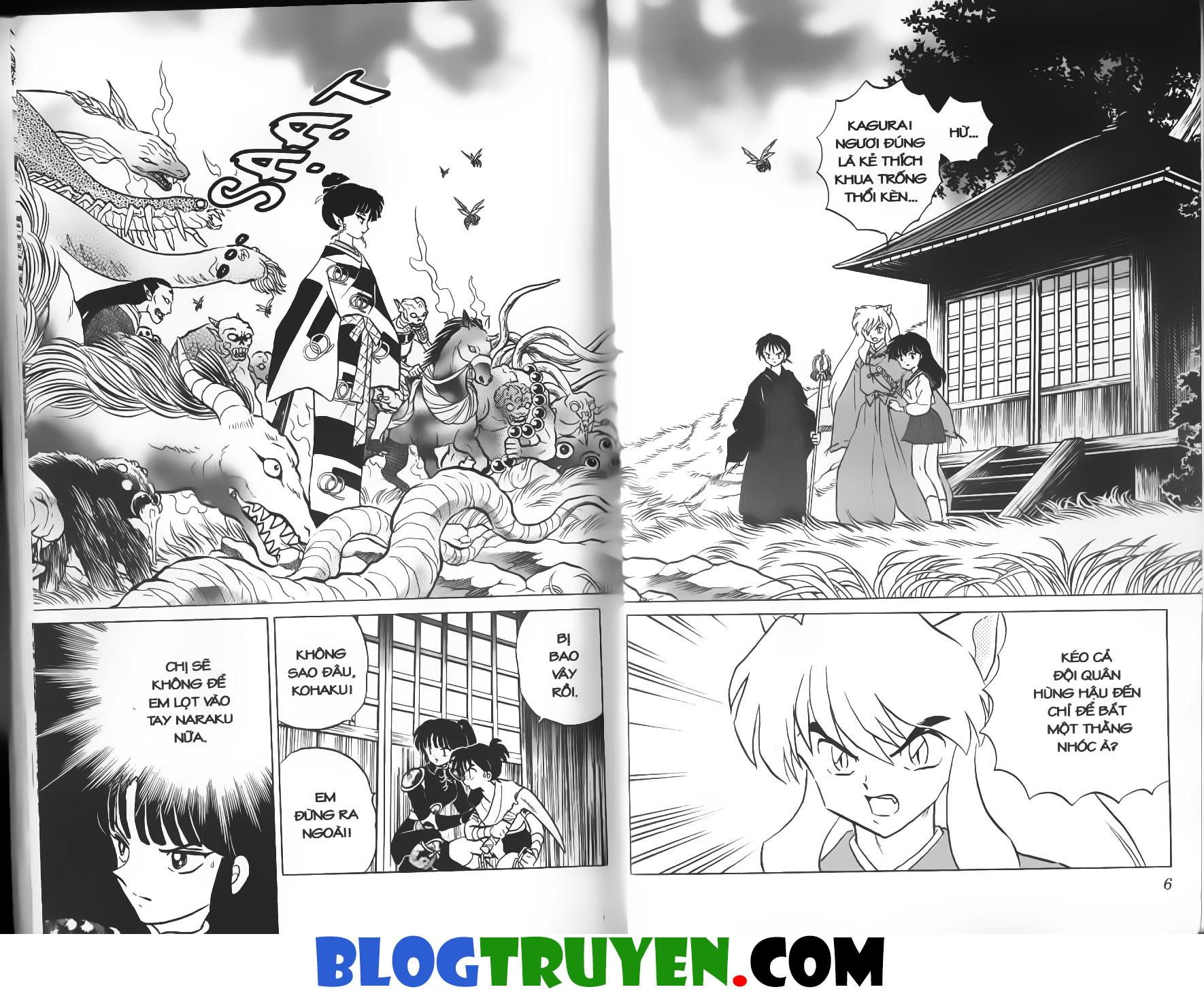 Inuyasha vol 19.1 trang 5