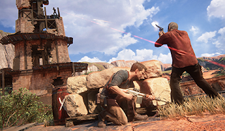 UNCHARTED 4 A THIEF'S END download free pc game full version