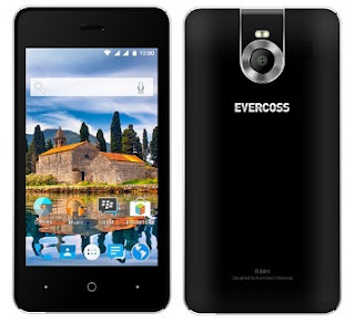 Cara baru hard reset Evercoss R40H Winner T Selfie dengan mudah