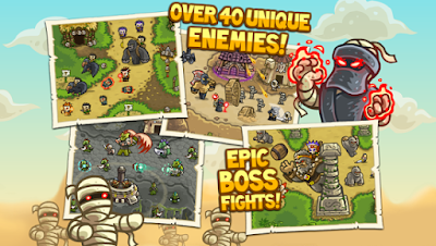 Kingdom Rush Frontiers APK MOD Unlimited Latest Android Kingdom Rush Frontiers MOD APK+DATA Free Download