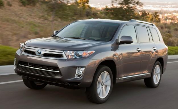 Toyota Readies Next-Gen Highlander Crossover for Debut [2013 New York Auto Show]
