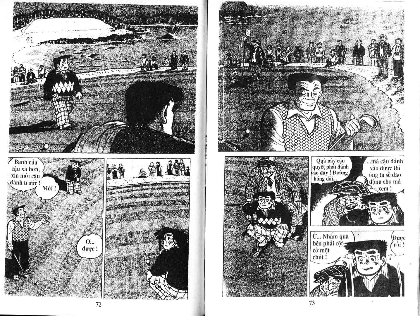 Ashita Tenki ni Naare chapter 51 trang 35
