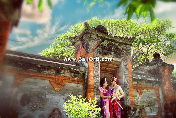 Pre wedding photo shoot in Bali