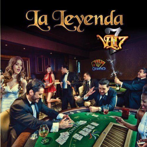 La Leyenda - 7 7 7 (2012) (Album / Disco Oficial)