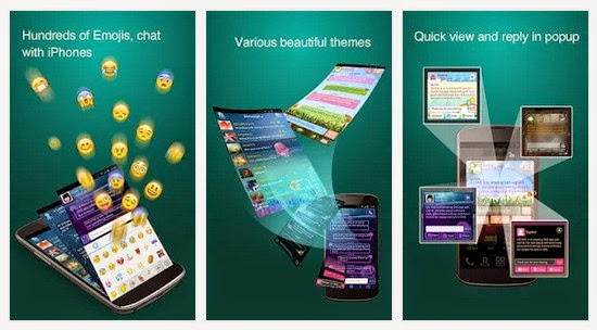 Go sms pro updated version apk download