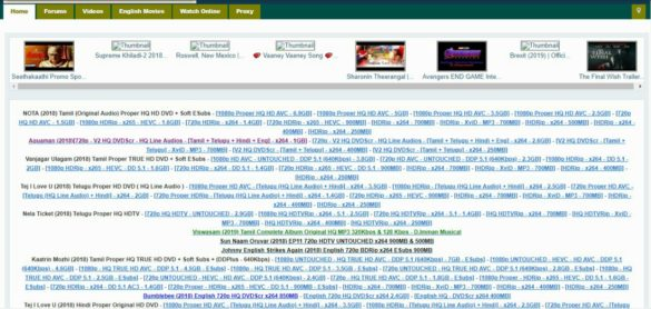 Tamilrockers new link 2019 free download