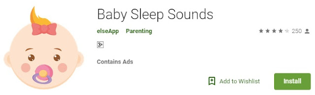 aplikasi lagu penghantar tidur bayi terbaik di android Aplikasi lagu pengantar tidur bayi terbaik di android