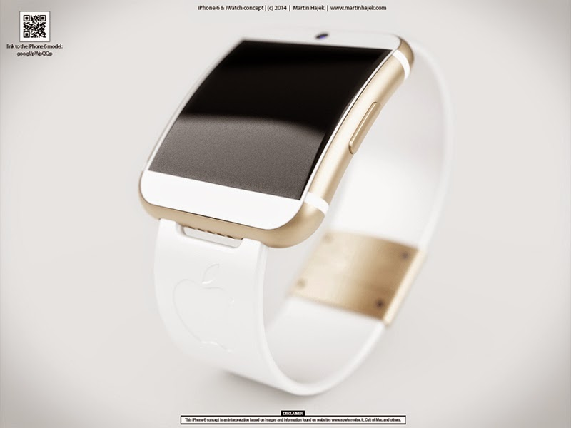 eb8fde67af4 We've seen a number of iWatch ideas, however I am but to return throughout  one which blows my thoughts away or has felt like one thing Apple will make.