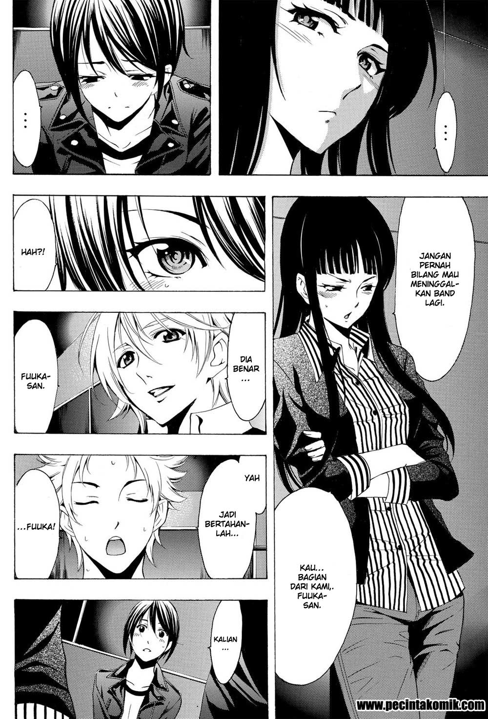 Fuuka Chapter 145-3