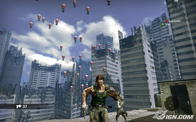 Bionic Commando PC Full Español