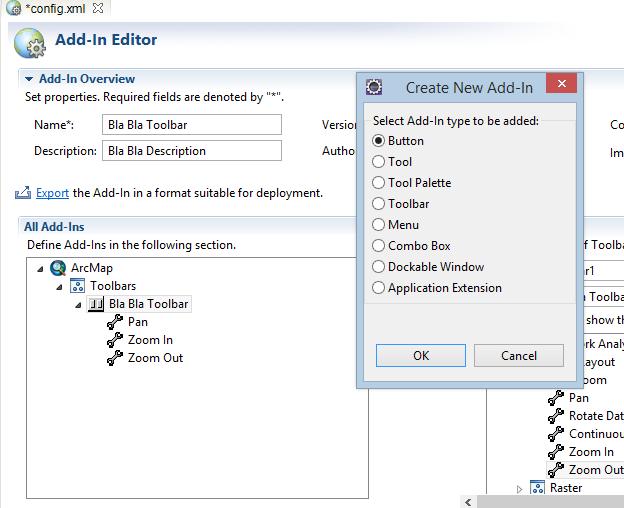 GIS Developer Help: Develop Addin for ArcGIS Part 2