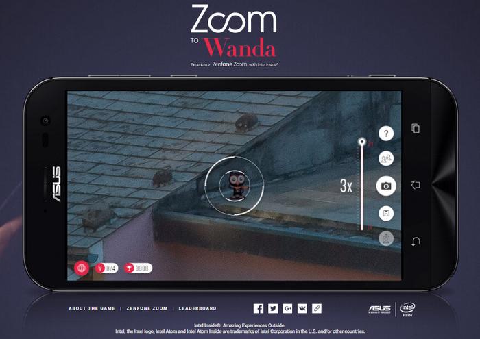 Asus ZenFone Zoom Wanda