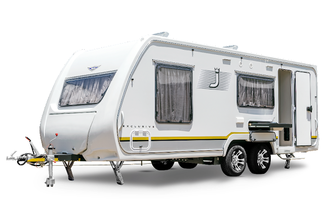 A Right Royal Launch For the New #Jurgens #Caravans Range #GetUPandGO