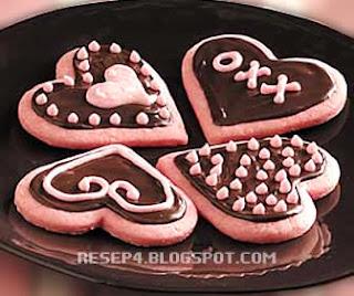 Resep Coklat Valentine