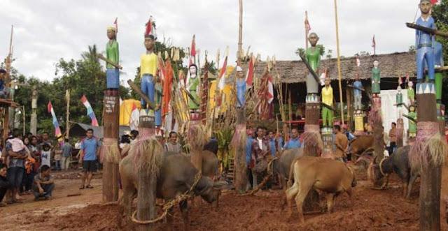Ritual Tiwah - Kalimantan Tengah