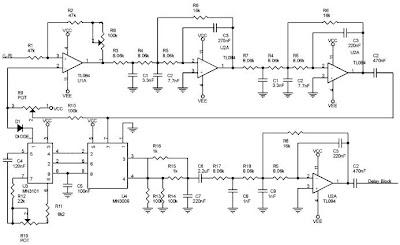 Rear Channel 5.1 Amplifier