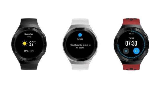 Huawei Watch GT 2e smartwatch launched with up to 14-day battery life: Specs, price and more