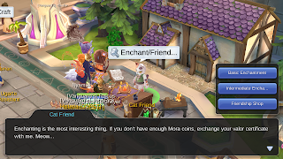 Intermediet Enchantment di Ragnarok Mobile Eternal Love