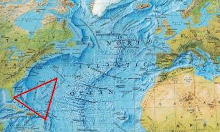 Asal Usul Segitiga Bermuda
