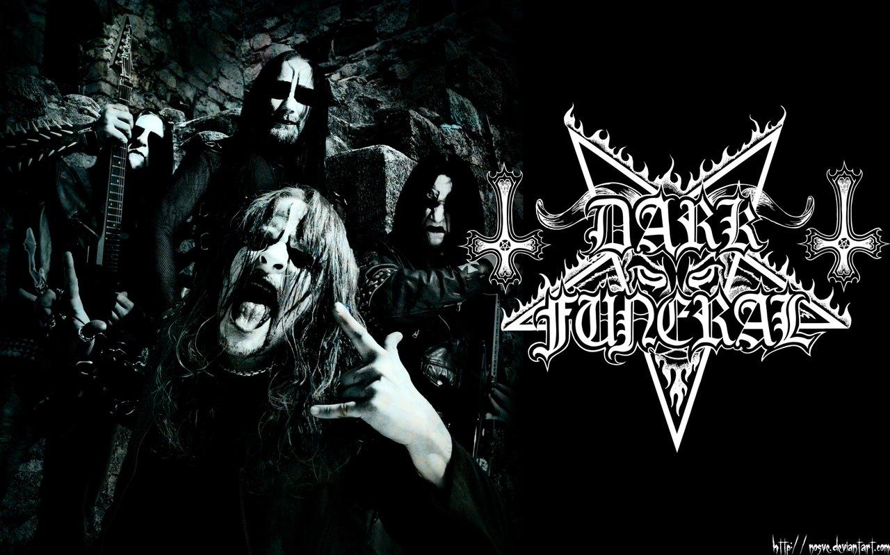 Dark funeral flac