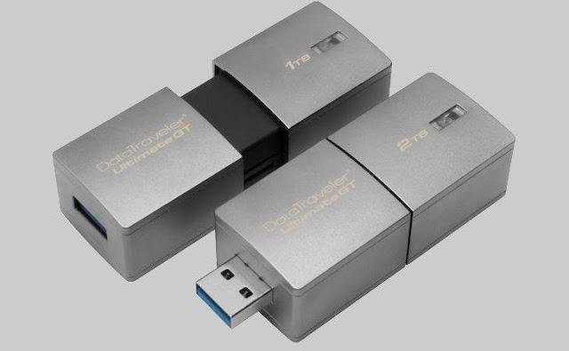 Woooooww..... USB Flashdisk Kini Tersedia dalam Ukuran 2 Terabyte