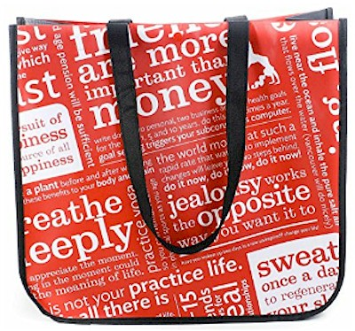 e72ab291aa Daily Cheapskate  BACK AGAIN  Lululemon Tote Carryall Gym-bag for ...