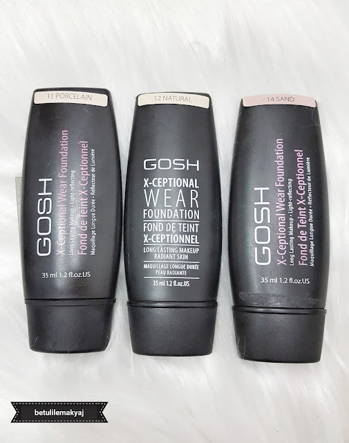 Gosh X-ceptional Wear Fondöten