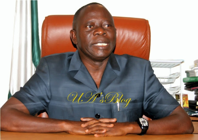 Oshiomhole recalls how Saraki, nPDP caused APC victory in 2015, reveals how he'll reconcile aggrieved members