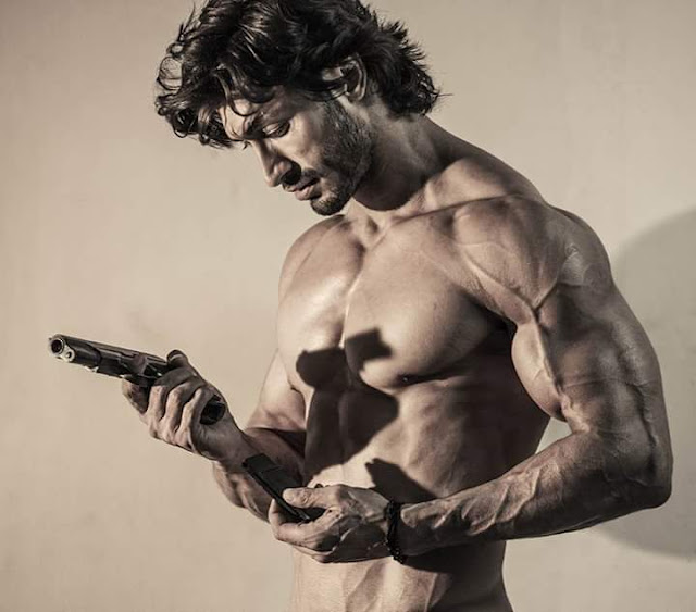 Vidyut Jammwal Workout and Diet Plan