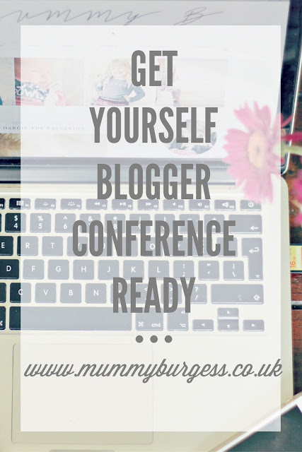 things you need for a blogger conference