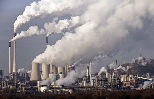 Bentuk-Bentuk Kerusakan Lingkungan Hidup