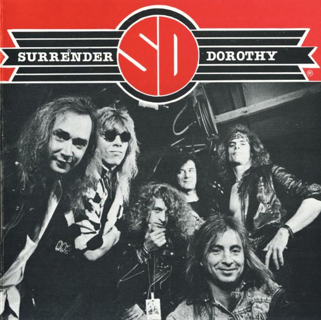 SURRENDER DOROTHY - Surrender Dorothy (1992) front