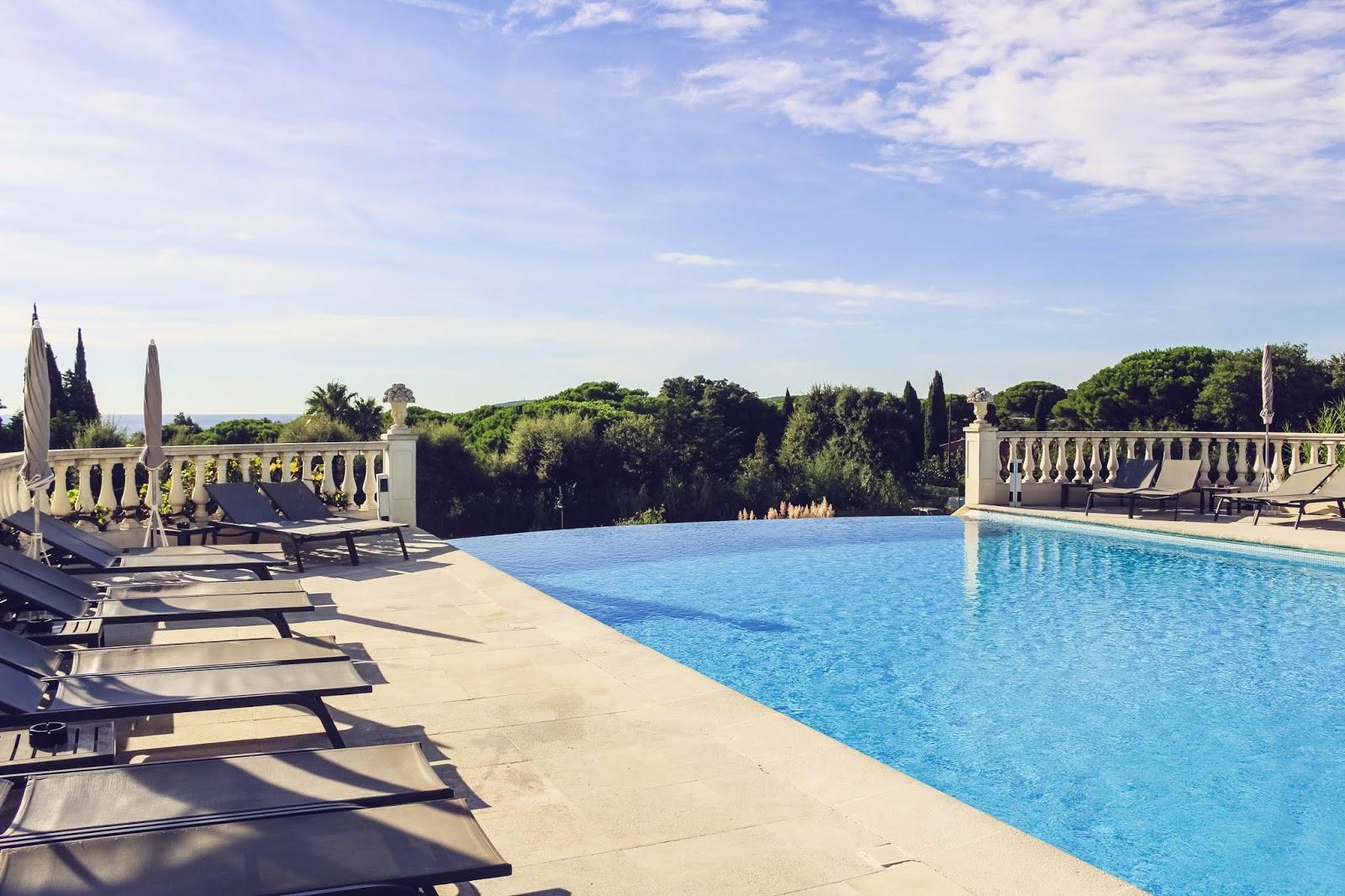 meilleurs hôtels Saint Tropez