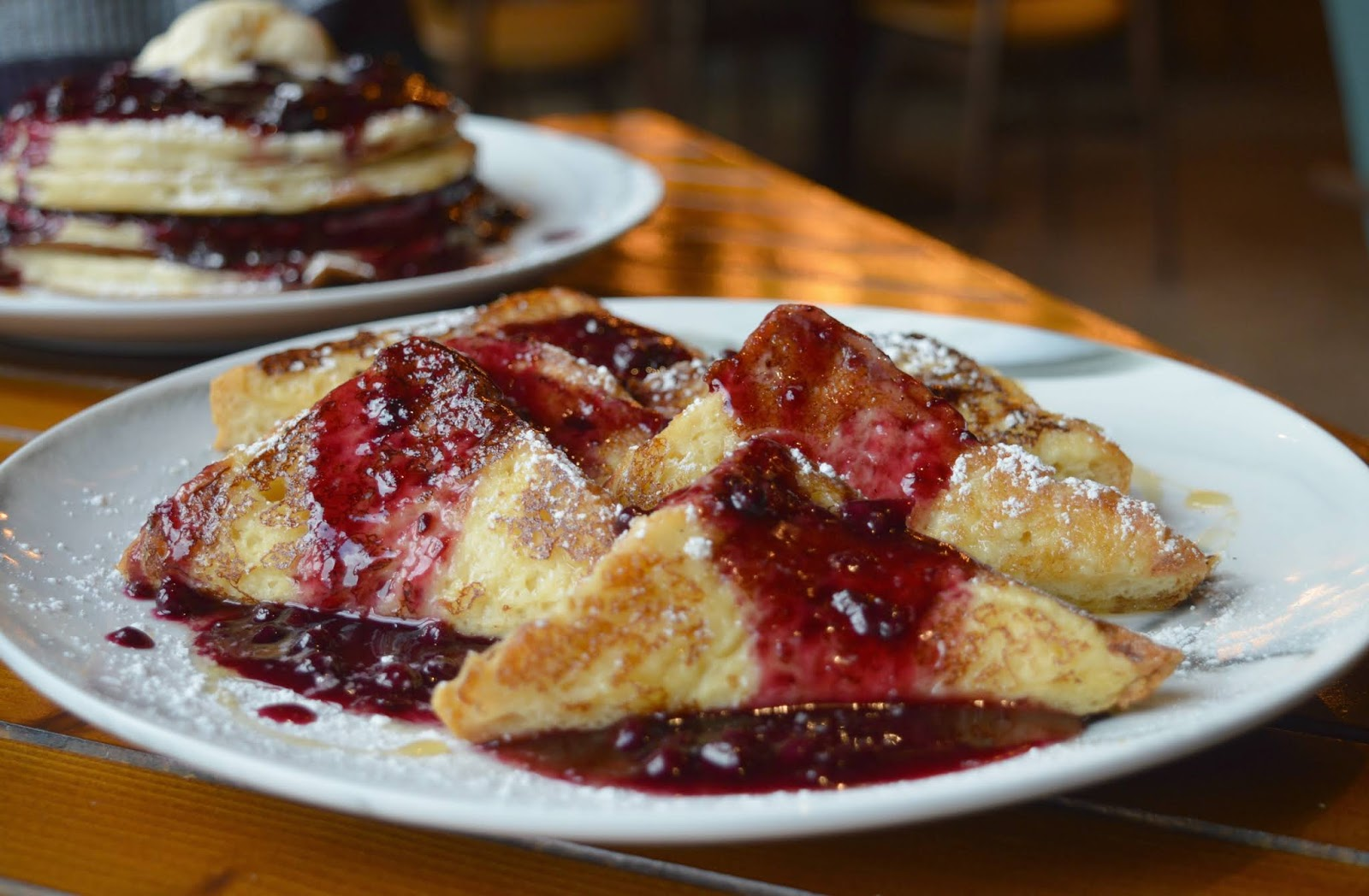 The Dispensary Newcastle - French Toast